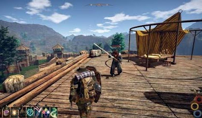 Download Outward Game RPG Petualangan, direct link, free game outward, game pc, game laptop, game notebook