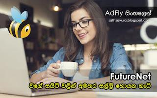 AdFly වලින් සල්ලි හොයන හැටි ගැන තේරෙන සිංහලෙන් දැනගන්න. - සත්සයුර (sathsayura.blogspot.com