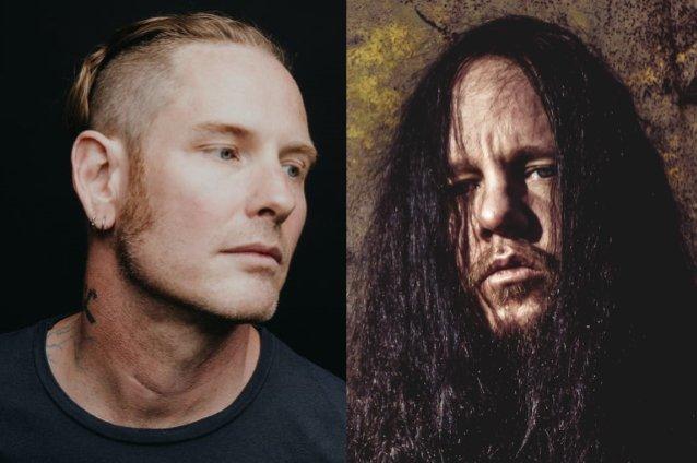 Corey Taylor se refiere por primera vez a la muerte de Joey Jordison