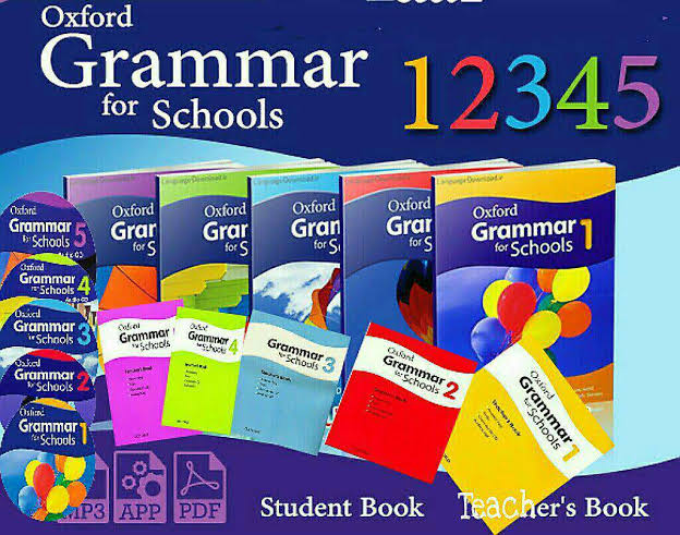 Oxford Grammar for Schools Full 1 - 5
