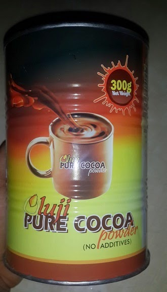 Product Review: Oluji Pure Cocoa powder.