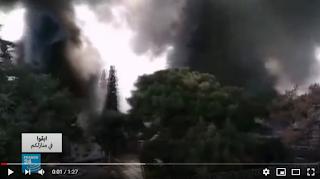 سوريا: مقتل عشرات المدنيين بينهم أطفال في تفجير شاحنة نفط بعفرين شمالي البلاد
