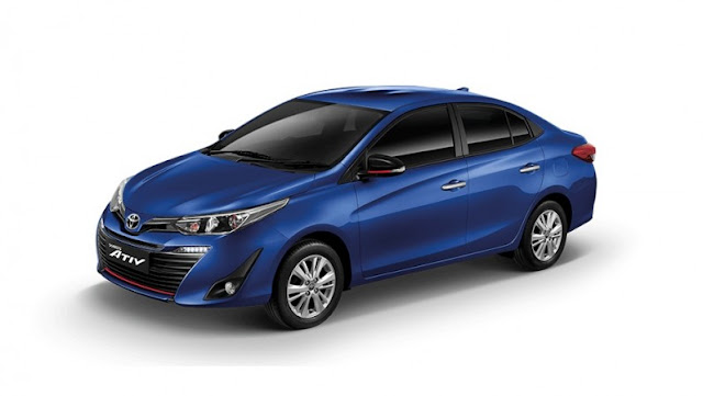 New 2018 Toyota Yaris Sedan car