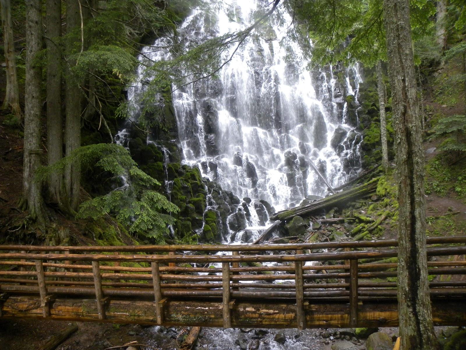 Portland Or Fall Had Wallpaper My Northwest Experience Hiking Ramona Falls