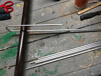 Driver element in the dowel