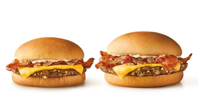 Sonic Brings Back Garlic Butter Bacon Burger Brand Eating