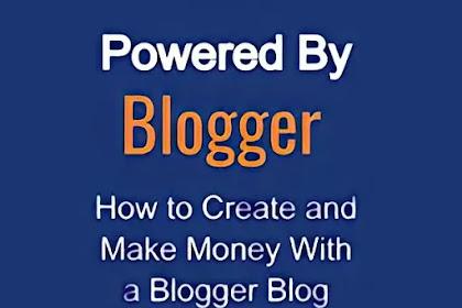 Cara menghapus powered by blogger pada template terbaru dan menggantikannya dengan kredit tahun otomatis