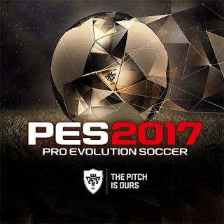 PES 2017 Start Screen For PES 2013
