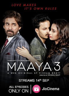 Maaya 3 (2018) S02 Hindi Web Series Download HDRip 480p