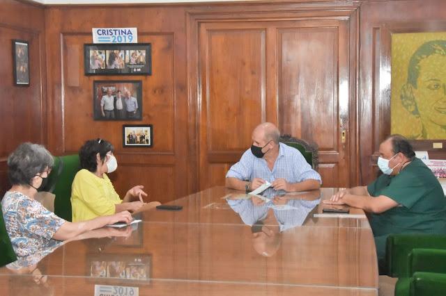 La Municipalidad de Pehuajó aportará más de 1 millón 200 mil a SOPAP durante el 2021