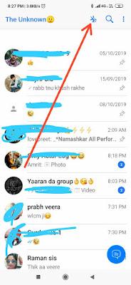 dnd mode of gb whatsapp