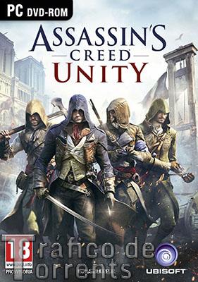 Baixar Capa Assassin's Creed Unity PC
