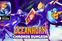 Oceanhorn: Chronos Dungeon will Now be Playable on Apple Arcade