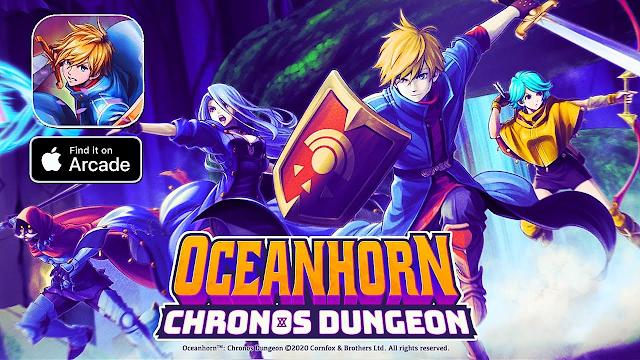 Oceanhorn: Chronos Dungeon will Now be Playable on Apple Arcade