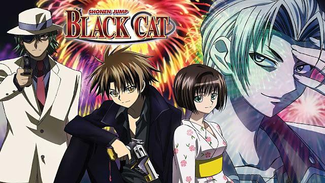 Episodios Black Cat : Relleno y Orden Cronológico