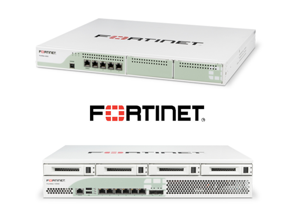 FortiWeb 4000E and 3000E Web Application Firewalls (WAFs)