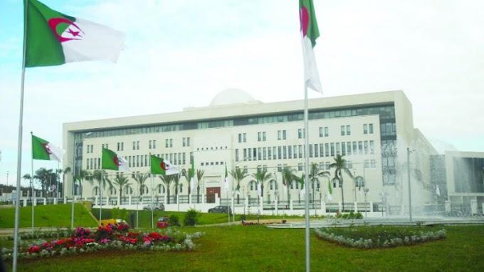 الجزائر تبدي إستعدادها لدعم جهود دي ميستورا وتدعو المغرب لإحترام الإتفاقيات العسكرية والإنسحاب من المنطقة العازلة في الگرگرات