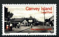 Canvey Local Post Haystack Pub Stamp