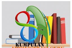 Download Kumpulan  Administrasi Guru Profesional Lengkap dengan Excel
