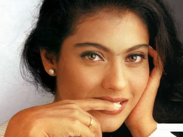Indian Cute Actress Kajol Devgan hd Face wallpapers And Photos