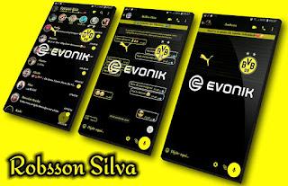 Evonik Theme For YOWhatsApp & Fouad WhatsApp By Robsson