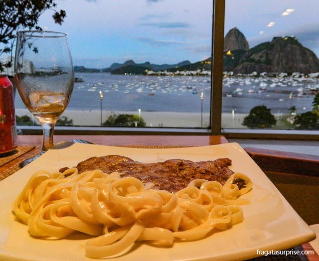 Pratos do Restaurante Emporium Pax, Rio de Janeiro