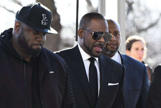 R Kelly reportedly has just $625 in the bank