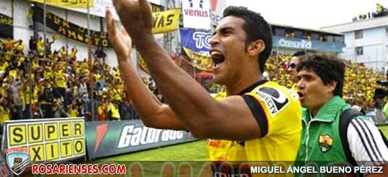 'Ringo' Amaya, Campeón en Ecuador | Rosarienses, Villa del Rosario