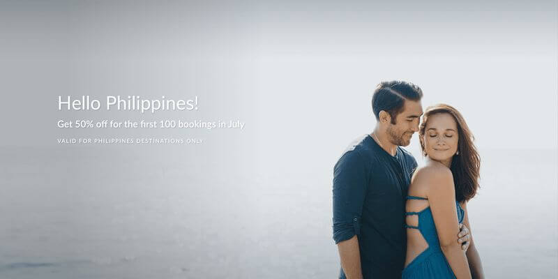 SweetEscape Arrives in the Philippines; Hire the Best Photographer Anytime, Anywhere