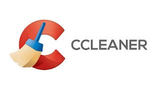 Cara Membersihkan Sampah dengan Aplikasi CC Cleaner.