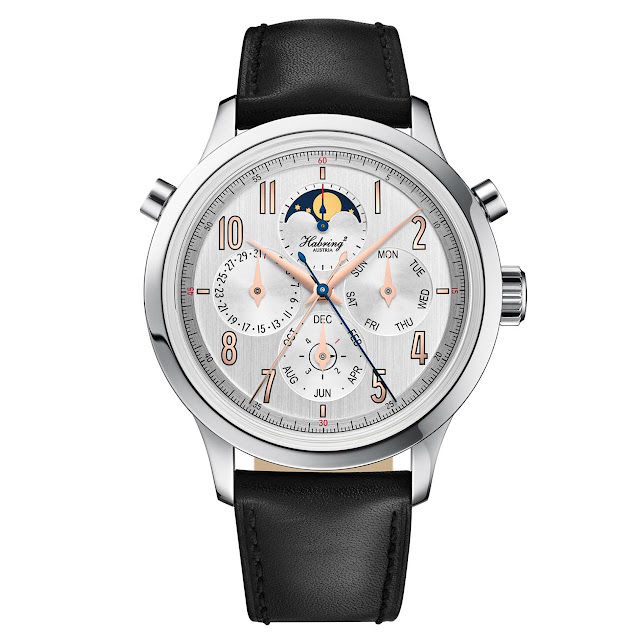 Habring2 Perpetual Doppel Chronograph