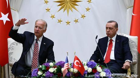 Κυρώσεις στην Τουρκία από τον μελλοντικό πρόεδρο Μπάιντεν;