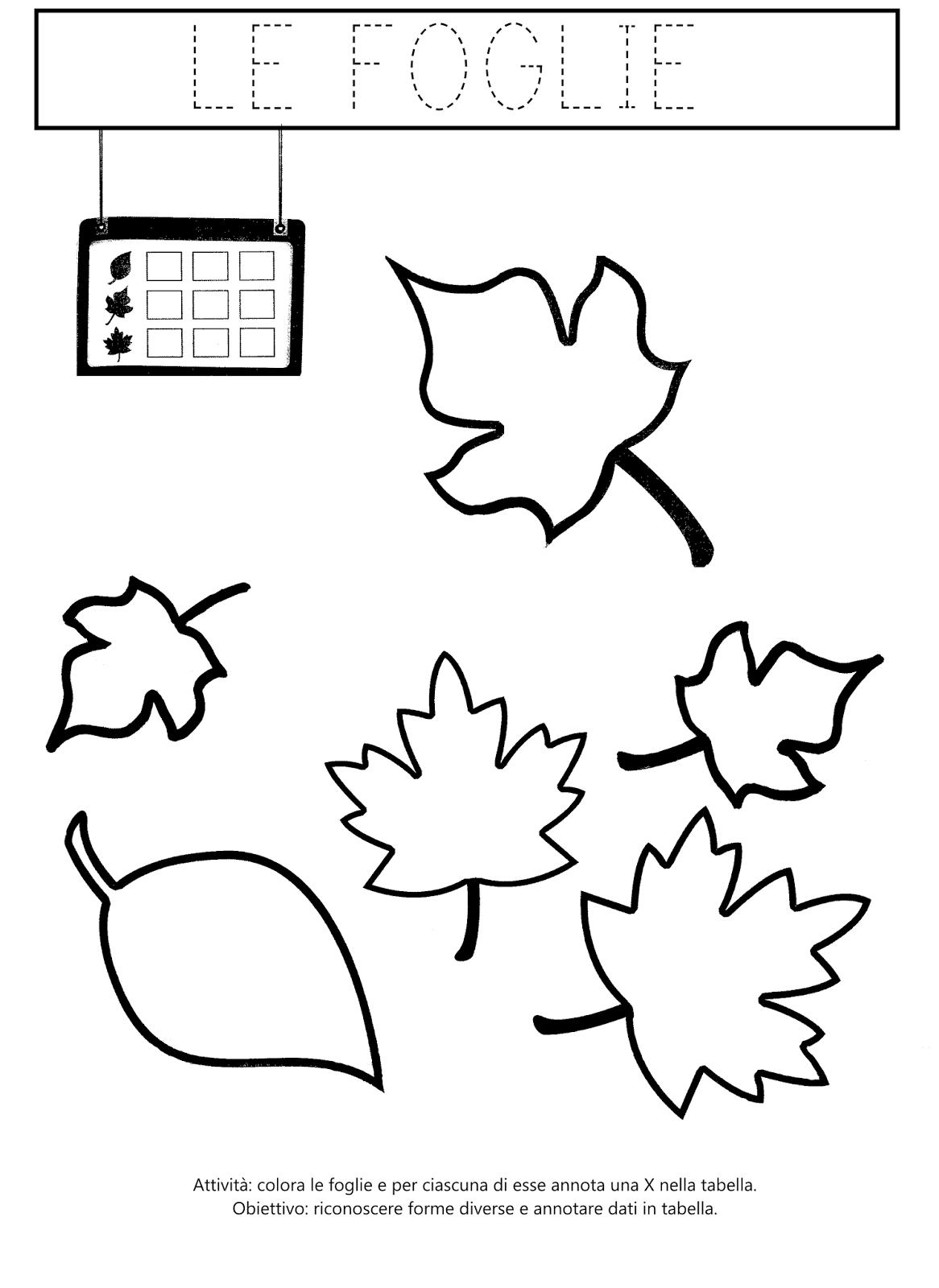 La maestra linda autunno dimensioni seriazioni - Indietro a scuola foglio da colorare ...