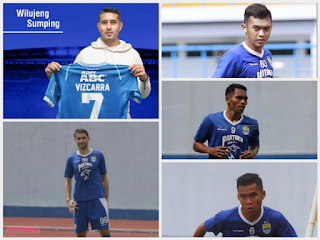 Pemain Baru Persib Bandung 2019 Membuat Bobotoh Pesimistis