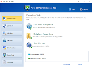 USB Disk Security Software V6.5.0.0 full version