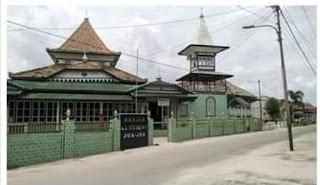 Kisah pendirian Masjid AL FURQON