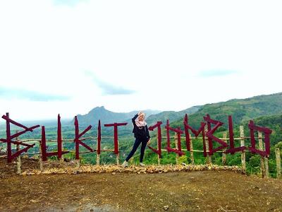 Rute Bukit Jomblo Tulungagung