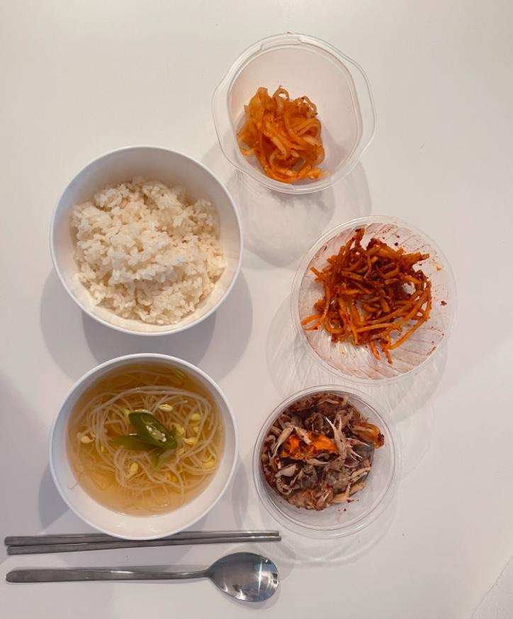 자취생 아침밥 로망.jpg   인스티즈