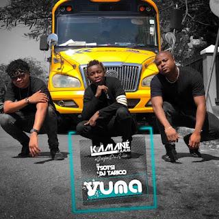 Kamané Feat. Tsotsi Nigga & DJ Tarico - Vhuma (prod. by DJ Tarico)