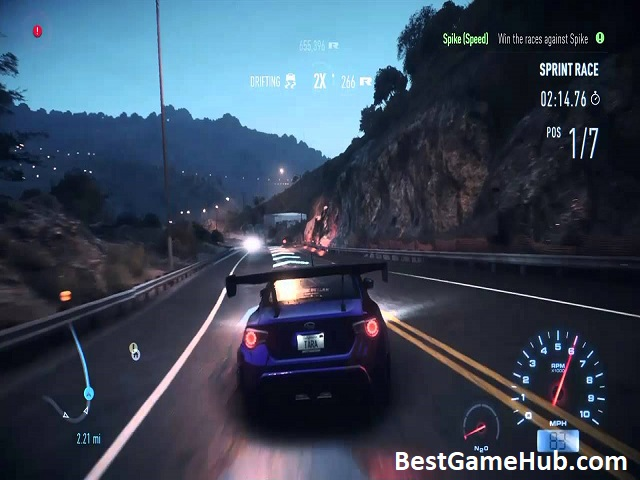 Need For Speed Payback Compressed Torrent Game Download