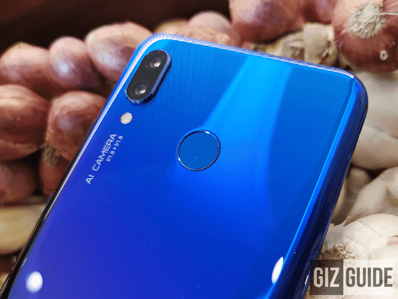 Huawei Nova 3 camera features