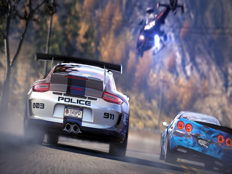 Download Need For Speed Hot Pursuit Free Full Game For PC
