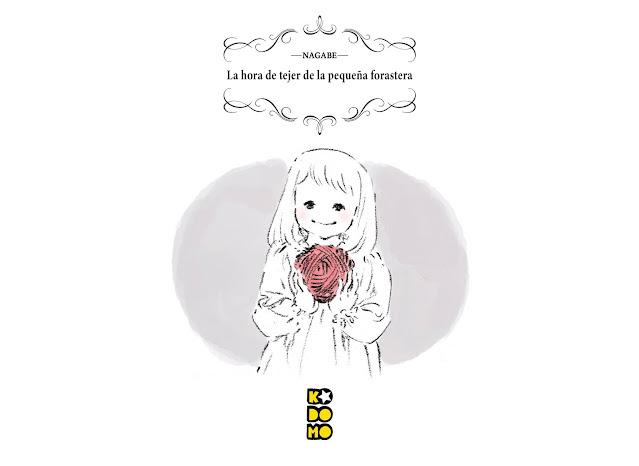 Review de La hora de tejer de la pequeña forastera, de Nagabe - ECC Ediciones