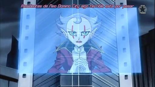 Ver Yu-Gi-Oh! 5Ds Templo Divino - Capítulo 137