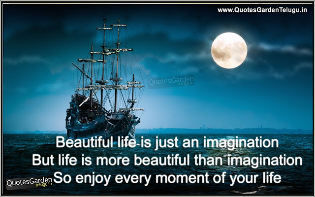 Beautiful Quotes  about life