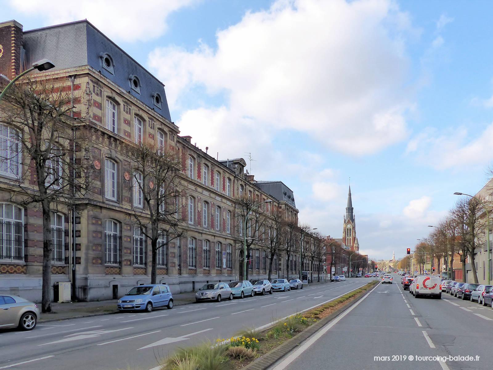 Lycée Gambetta, Tourcoing 2019