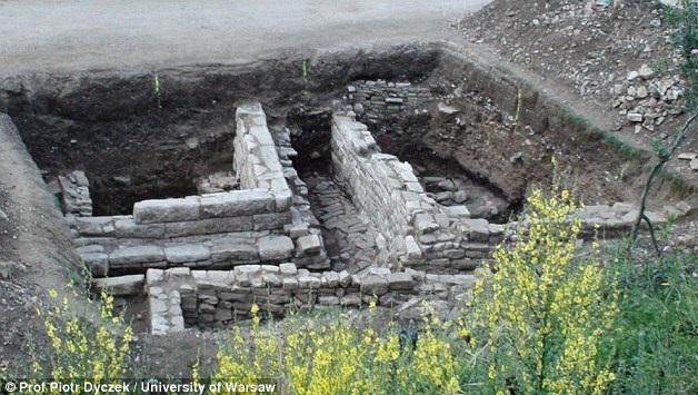 Due palazzi reali appartenenti agli Illiri vengono scoperti