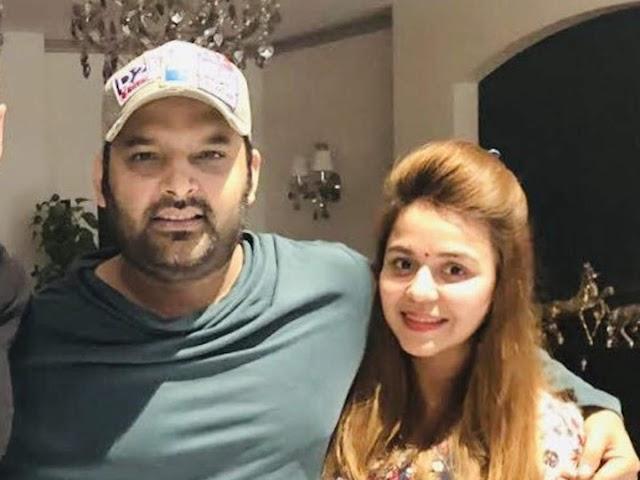 Kapil Sharma And Ginni Chatrath Welcome A Baby Boy!!