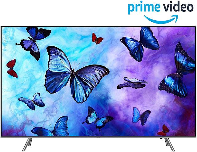 Samsung 138 cm (55 Inches) Q Series 4K UHD QLED Smart TV