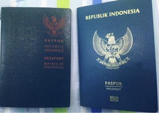Tata Cara Dalam Membuat e-Paspor di Indonesia